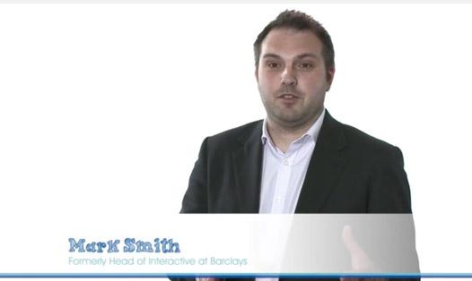 Mark Smith ehemalige Leiter der Social Media-Abteilung von Barclays