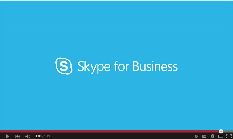 Skype for Business: Make amazing happen
