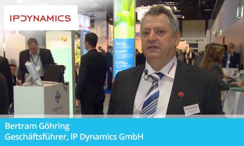 Anwenderbericht IP Dynamics GmbH Bertram Göhring berichtet