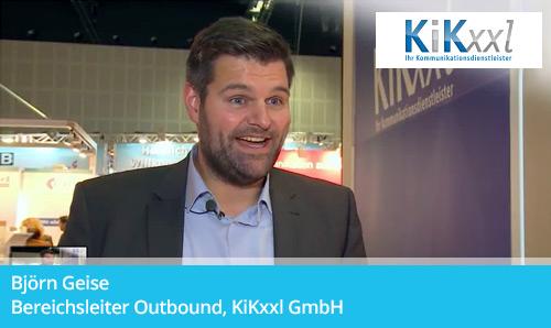 Anwenderbericht KiKxxl GmbH Björn Geise berichtet