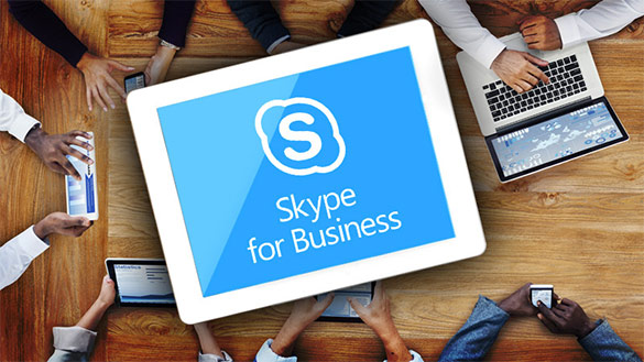 Lösungen für Skype for Business