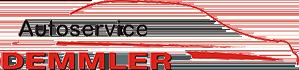 Logo as Demmler