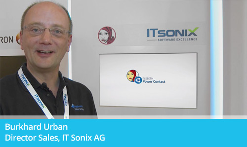 Burkhard Urban Director Sales, IT Sonix AG